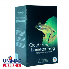 Croaks of The Bornean Frog: The Hylarana of Sarawak