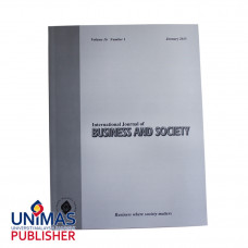 International Journal of Business and Society